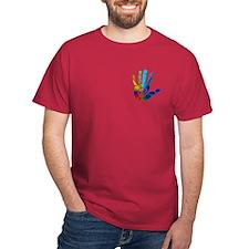 Massage Hand T-Shirt