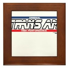 TRANS AM Framed Tile