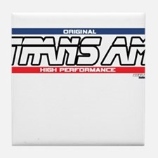 TRANS AM Tile Coaster
