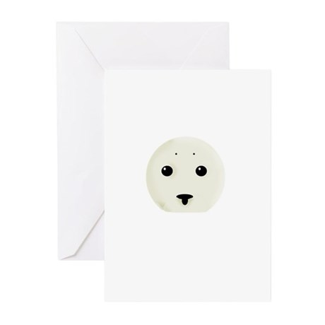 No Text Greeting Cards (Pk of 10)