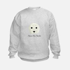 Save the Seals Sweatshirt