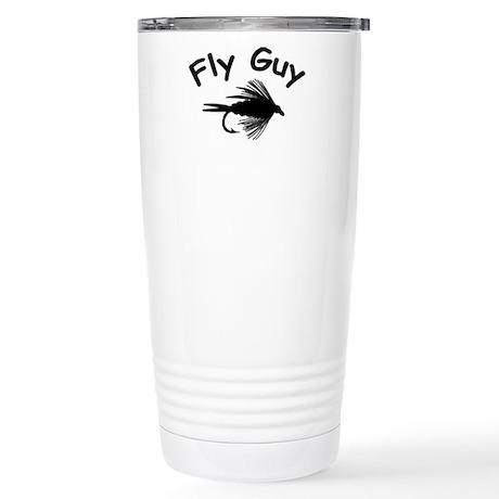 FLY GUY Stainless Steel Travel Mug