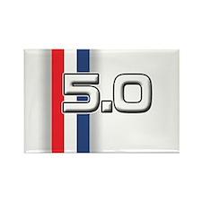 5.0RWB LX Rectangle Magnet (100 pack)