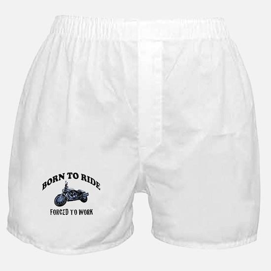 BORN TO RIDE Boxer Shorts