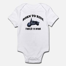 BORN TO RIDE Infant Bodysuit