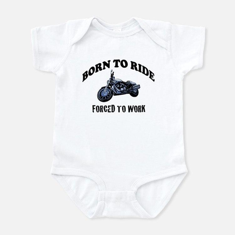 BORN TO RIDE Infant Bodysuit