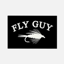 FLY GUY Rectangle Magnet