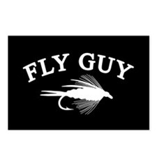 FLY GUY Postcards (Package of 8)