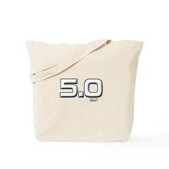 5.0 Plain Tote Bag