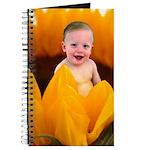 Sunflower Flower Baby Journal