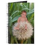 Dandelion Flower Baby Journal
