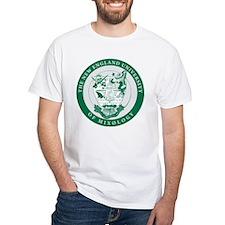 Final Text ALL Green T-Shirt