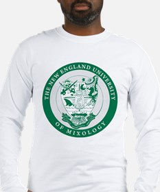 Final Text ALL Green Long Sleeve T-Shirt