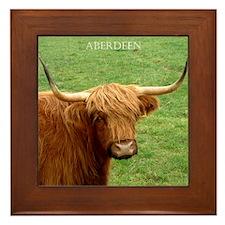 Aberdeen Framed Tile