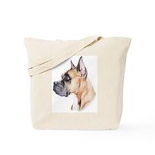 Boxer Cropped Tote Bag