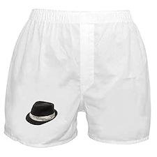 Fedora Boxer Shorts