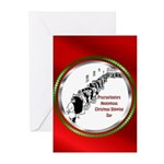 Belated Merry Christmas Greeting Cards (Pk of 10)