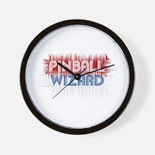 Pinball Wizard Wall Clock