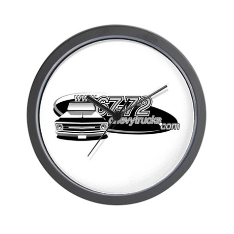 Original Logo Wall Clock