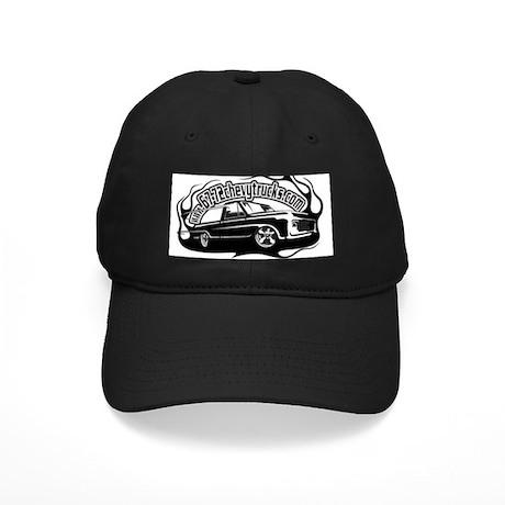New Logo Black Cap