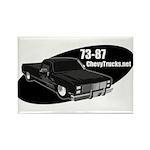 73-87 Logo Rectangle Magnet (100 pack)