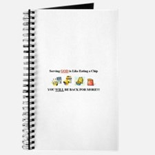 Funny Brothers christ Journal