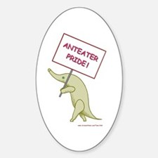 Anteater Pride Oval Decal