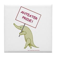 Anteater Pride Tile Coaster