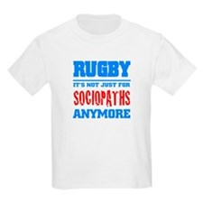 Rugby Sociopaths T-Shirt