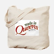 Queens Baby Tote Bag