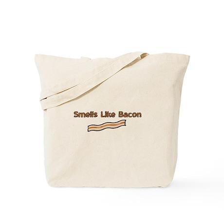 Smells Like Bacon Tote Bag