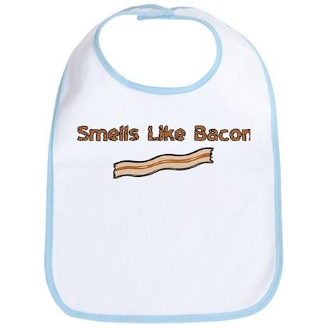 Smells Like Bacon Bib