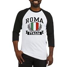 Roma Italia Baseball Jersey