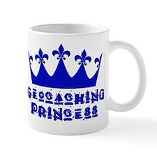 Geocaching Princess - Blue Mug
