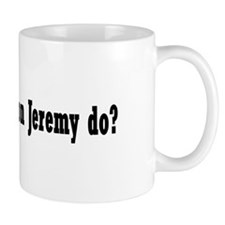 What Would Ron Jeremy Do? Small Mug