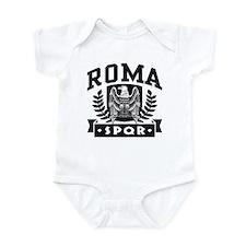 Roma SPQR Infant Bodysuit