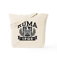 Roma SPQR Tote Bag