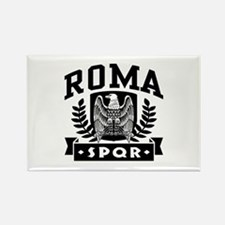 Roma SPQR Rectangle Magnet