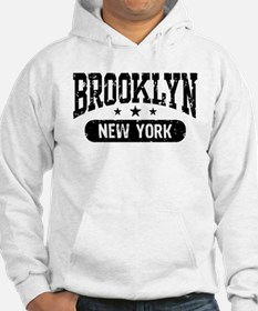 Brooklyn New York Jumper Hoody