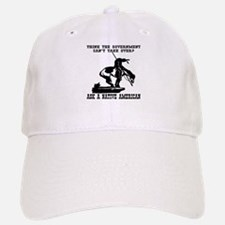 Ask A Native American Baseball Baseball Cap