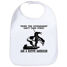 Ask A Native American Bib