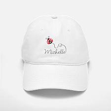 Ladybug Michelle Baseball Baseball Cap