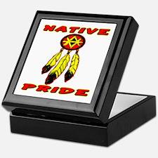 Native Pride #0033 Keepsake Box