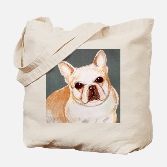 frenchie_dog Tote Bag