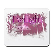 Twilight New Moon Chick Mousepad
