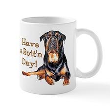 Rottweiler Rott'n Day Mug