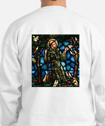 St Francis of Assisi Sweater