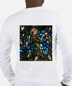St Francis of Assisi Long Sleeve T-Shirt