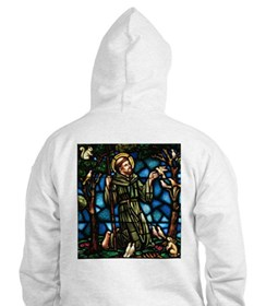 St Francis of Assisi Hoodie