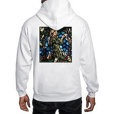 St Francis of Assisi Hoodie Sweatshirt
